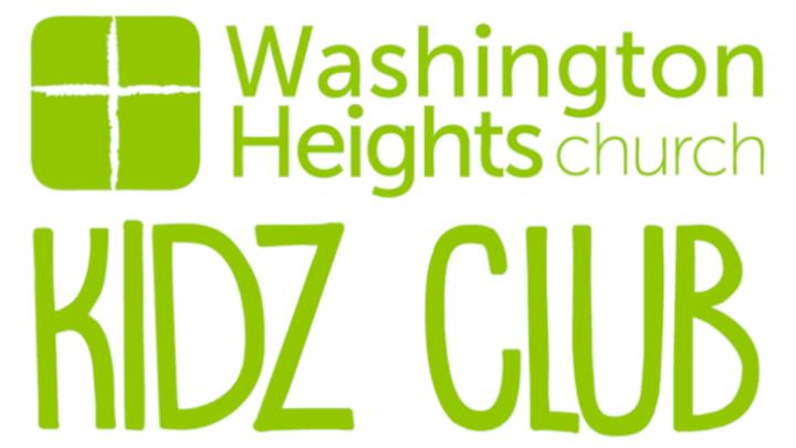 Wednesday KIDZ Club 2019-2020 logo image