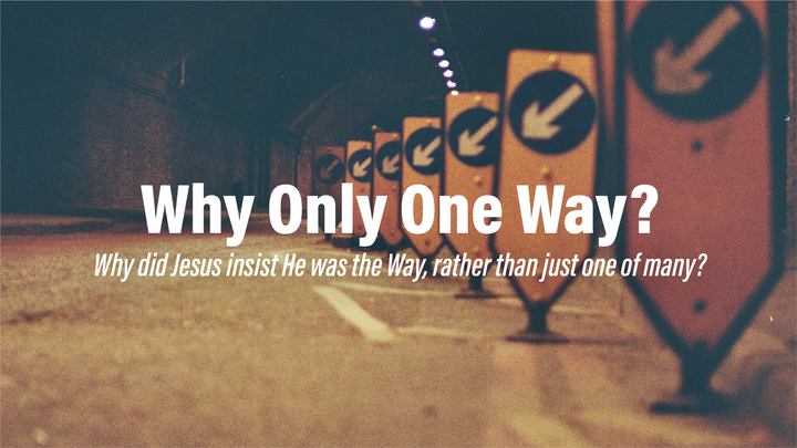 """Why Only One Way?"" With John Greenlee  logo image"