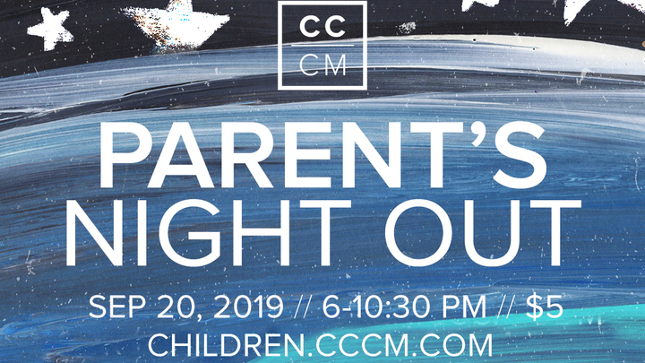 Parent's Night Out logo image