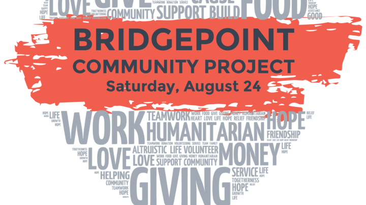 Bridgepoint Community Project: Painting logo image