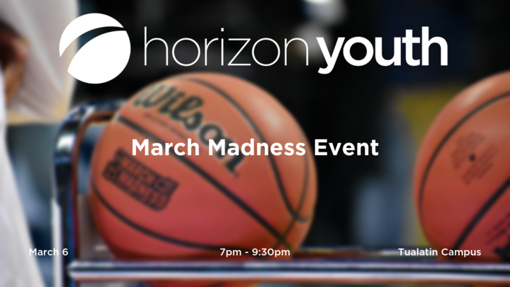 March Madness  logo image
