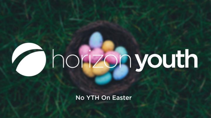 No YTH On Easter logo image