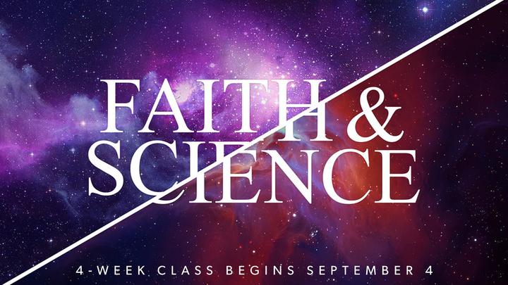 Faith & Science logo image