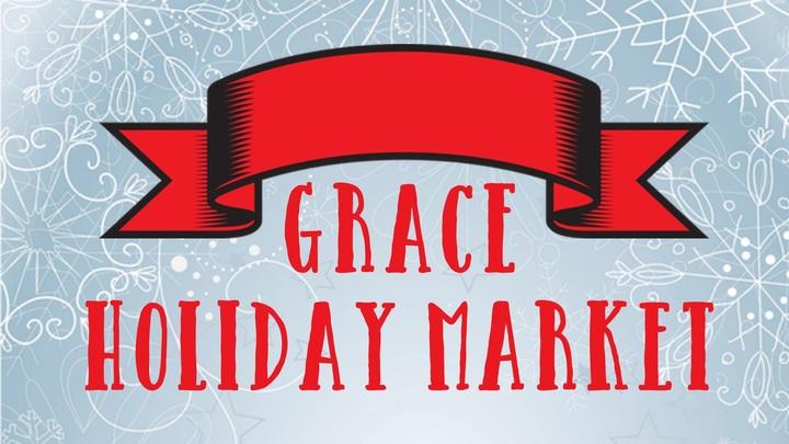 Holiday Market 2019 logo image