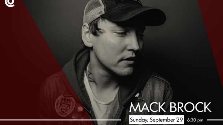 Mack Brock: Live logo image
