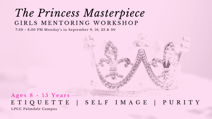 The Princess Masterpiece logo image