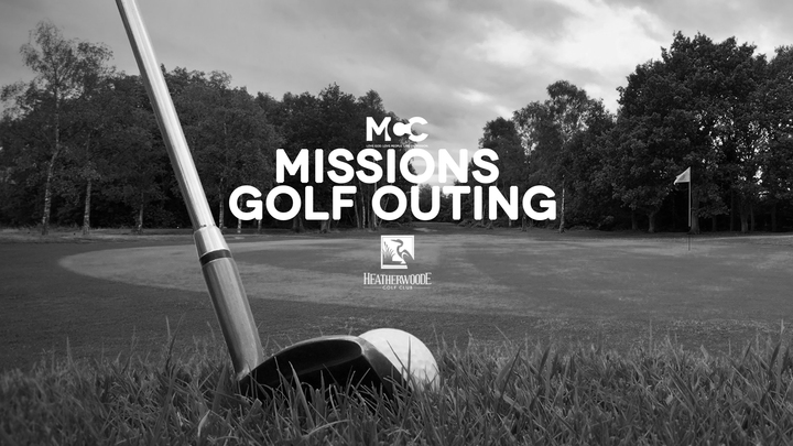 Missions Golf Outing logo image