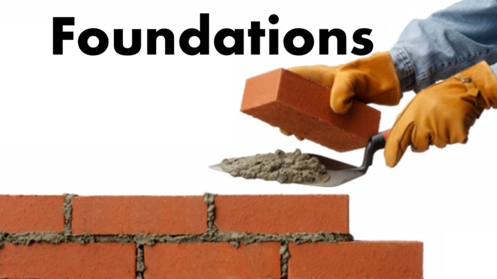 Foundations (Fall 2019) logo image