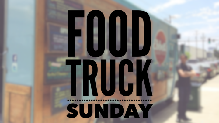 Food Truck Sunday  logo image