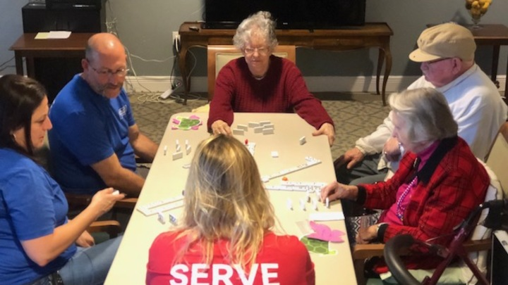 WAYMAN PLACE SENIOR LIVING - Great For Families (Serve Day - 15 available out of 15)  logo image