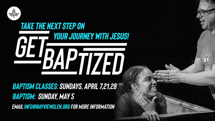 Baptism Classes logo image