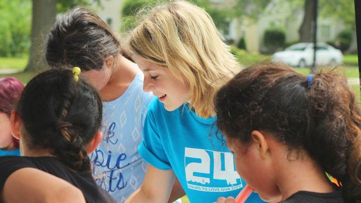 Kids Ministry Volunteer Training logo image