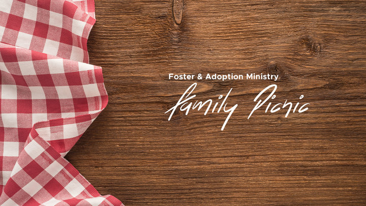 Foster & Adoption Ministry Family Picnic logo image