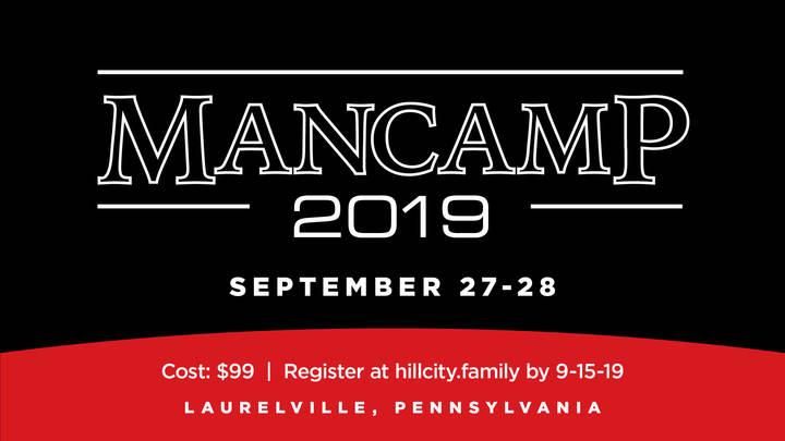 ManCamp 2019 logo image