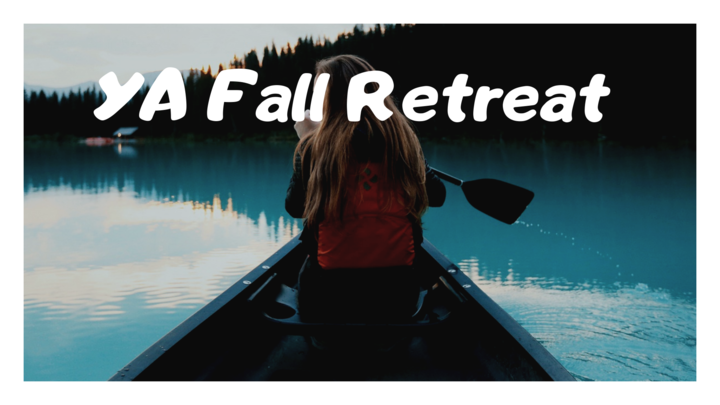 Elim YA Fall Retreat logo image