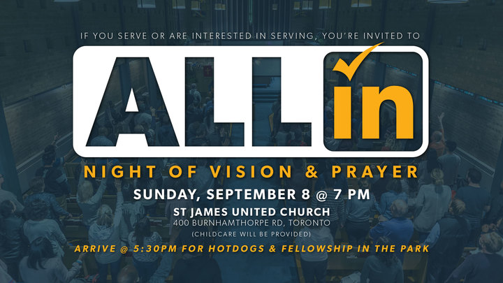 ALL-IN Night of Vision and Prayer logo image