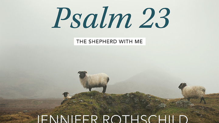 Psalm 23 | The Shepherd With Me logo image