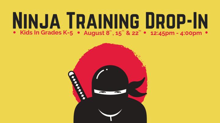 Soul Kids: Ninja Training Drop-In logo image