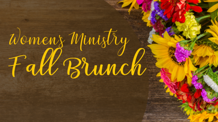 Women's Fall Brunch 2019 logo image