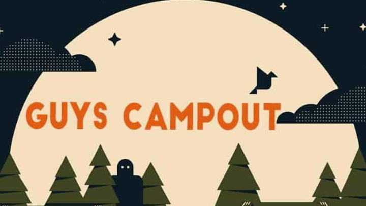 Guy's Camp Out logo image