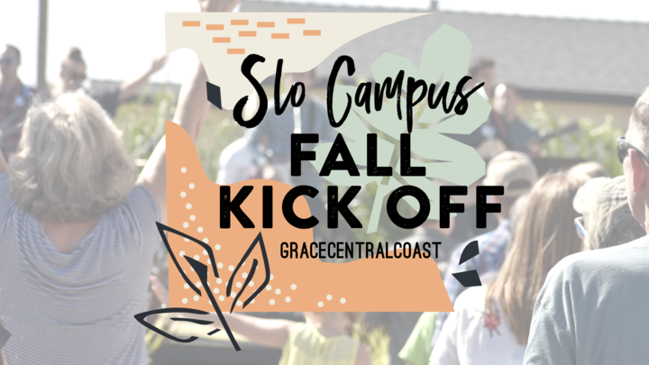 Volunteer for SLO Fall Kick Off! logo image