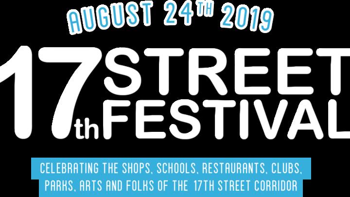 17th Street Festival logo image