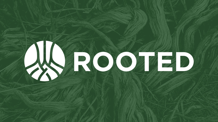 Rooted  Registration logo image