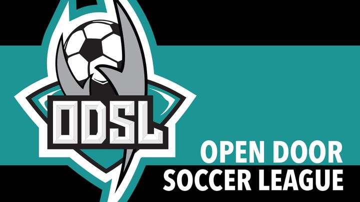 Open Door Soccer League logo image