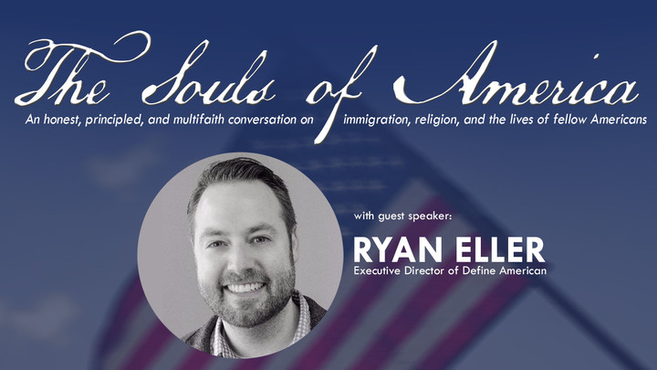 The Souls of America with Ryan Eller logo image