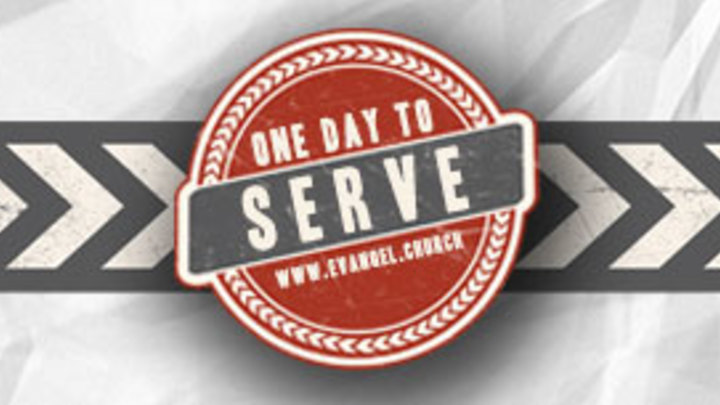 One Day to Serve 2019 logo image