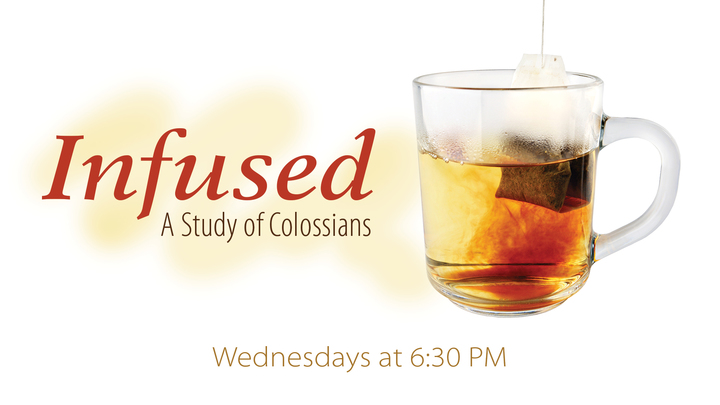 Infused: A Study of Colossians logo image