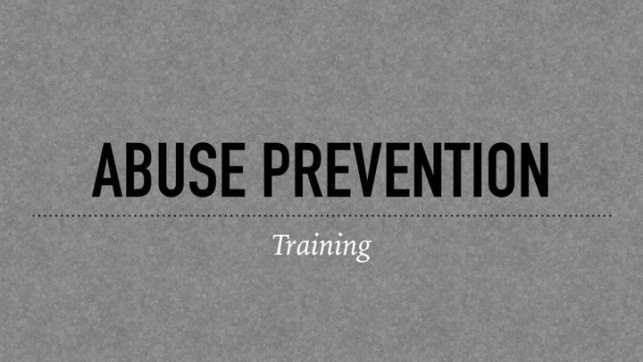 Abuse Prevention Training logo image