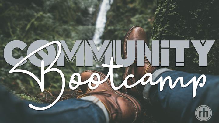 Community Bootcamp logo image