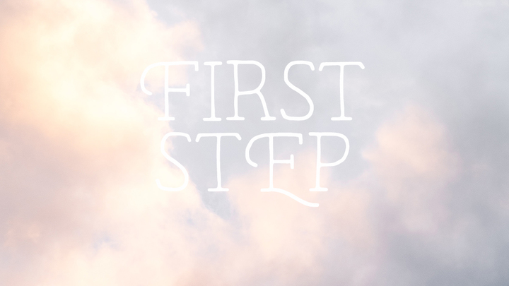 First Step (Fall 2019) logo image