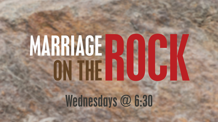 Marriage on the Rock logo image