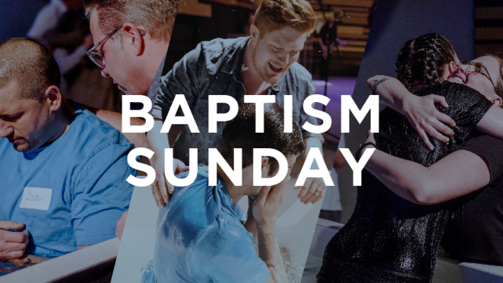 Fall '19 Baptisms logo image