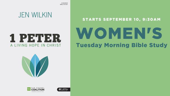 WOMEN'S Morning Bible Study logo image