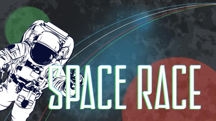Space Race logo image