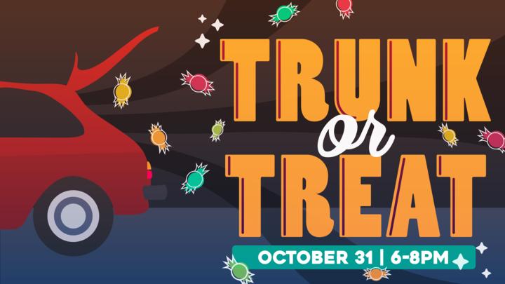 Trunk or Treat (Volunteer HERE!) logo image