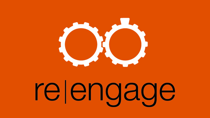 SUNDAY EVENING RE-ENGAGE MARRIAGE ENRICHMENT COURSE logo image