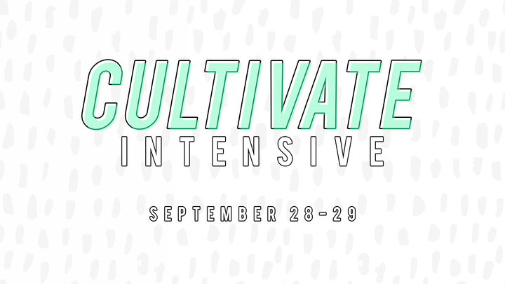 Cultivate Intensive logo image