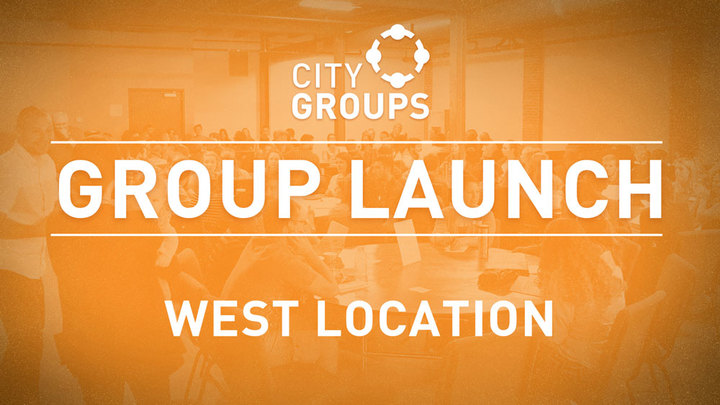 West City Group Launch  logo image