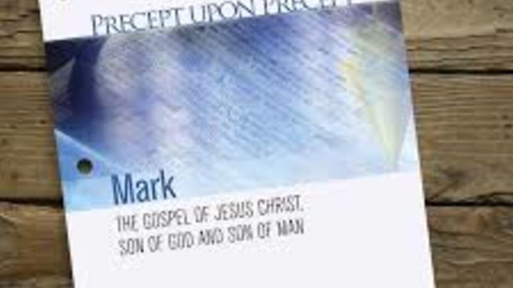Tuesday night Precept Upon Precept logo image