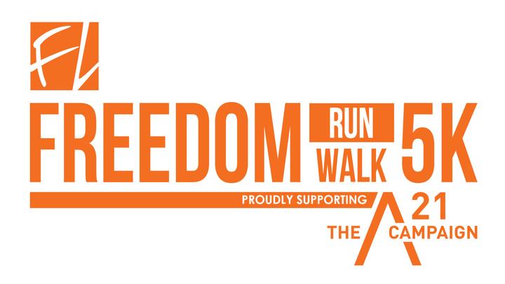 FREEDOM 5K logo image