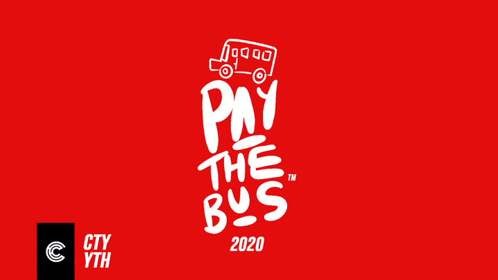 PAY THE BUS 2020 logo image