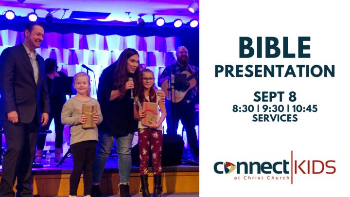 Bible Presentation  logo image