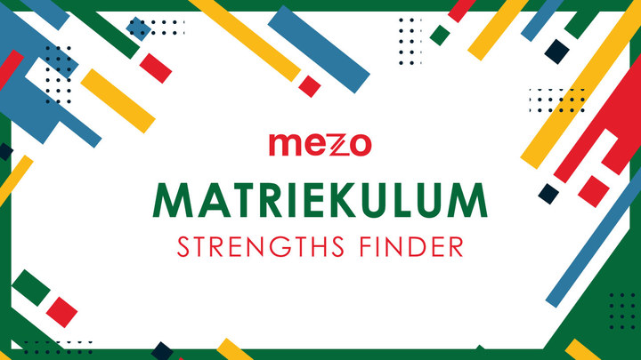 Matriekulum Strengths Finder (2020 Matrieks) logo image