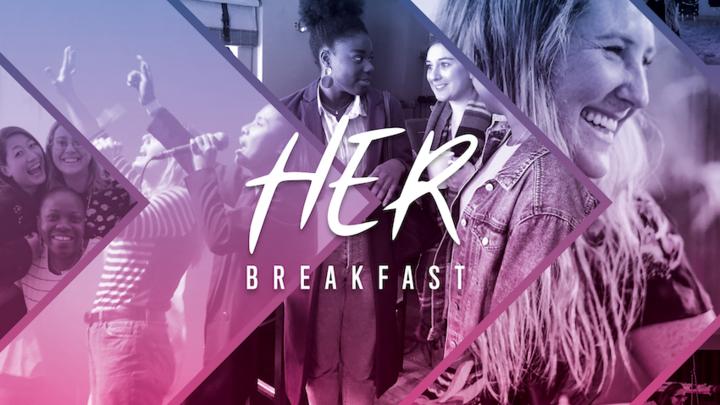 HER Breakfast (FC Havant, Waterlooville) logo image