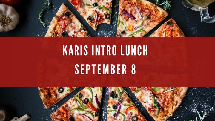 Karis Intro Lunch logo image
