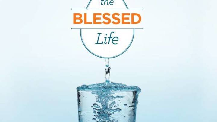 The Blessed Life  logo image